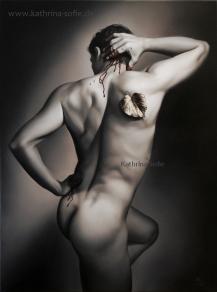 """Siegfried I"", oil on canvas, 60 x 80 cm"
