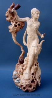"""""""ARTIFEX"""", limewood, 85 cm"""
