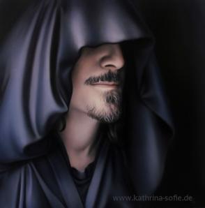 """""""The Arcanum"""", oil on canvas, 50 x 50 cm"""
